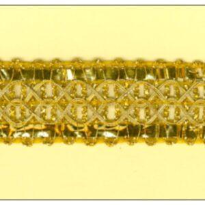 Galón dorado