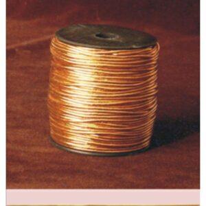 Cordón soutache oro